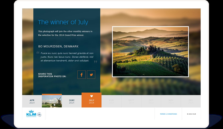 KLM-Photo_Screen